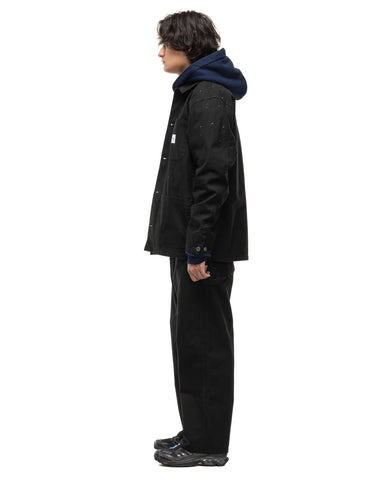 Uniform Experiment Carpenter Pants Black, Bottoms