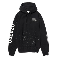 Uniform Experiment Dripping Hoodie Black, Sweaters