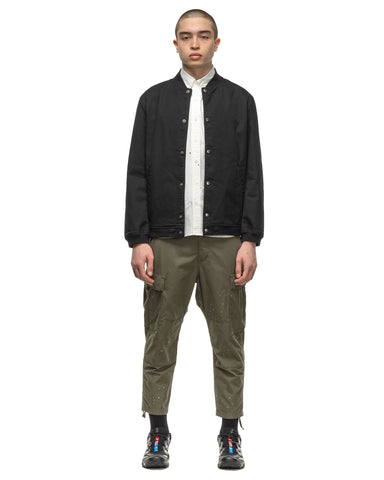 Uniform Experiment Dripping Rip Stop Cargo Pant Khaki, Bottoms