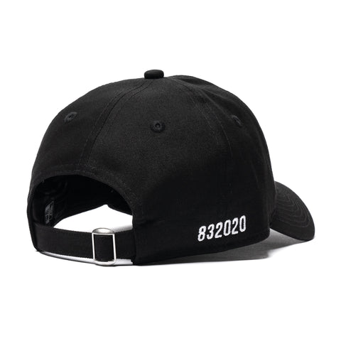 Uniform Experiment New Era 9Twenty UE Logo Cap Black, Headwear