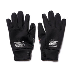 Uniform Experiment Polartec Power Stretch Gloves Black, Accessories