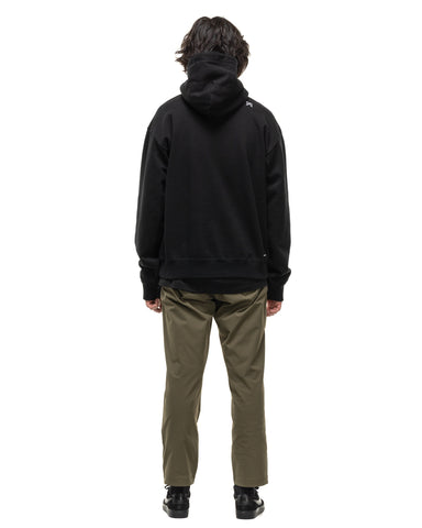 Uniform Experiment Solotex Stretch Twill Onetuck Easy Pant Khaki, Bottoms