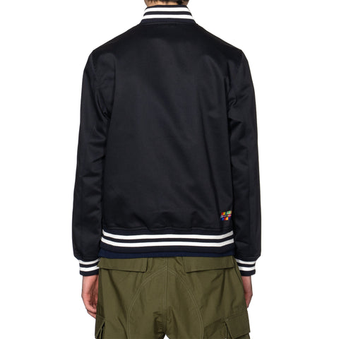 Uniform Experiment Stadium Blouson Navy, Jackets