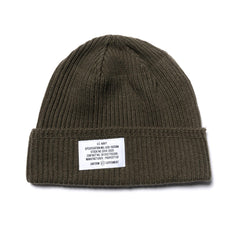 Uniform Experiment UEN Watch Cap Khaki, Headwear