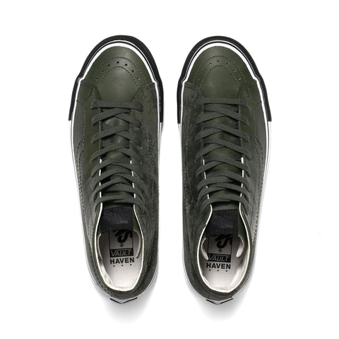 HAVEN / Vans Vault SK8-Hi Decon LX Olive/True White, Footwear