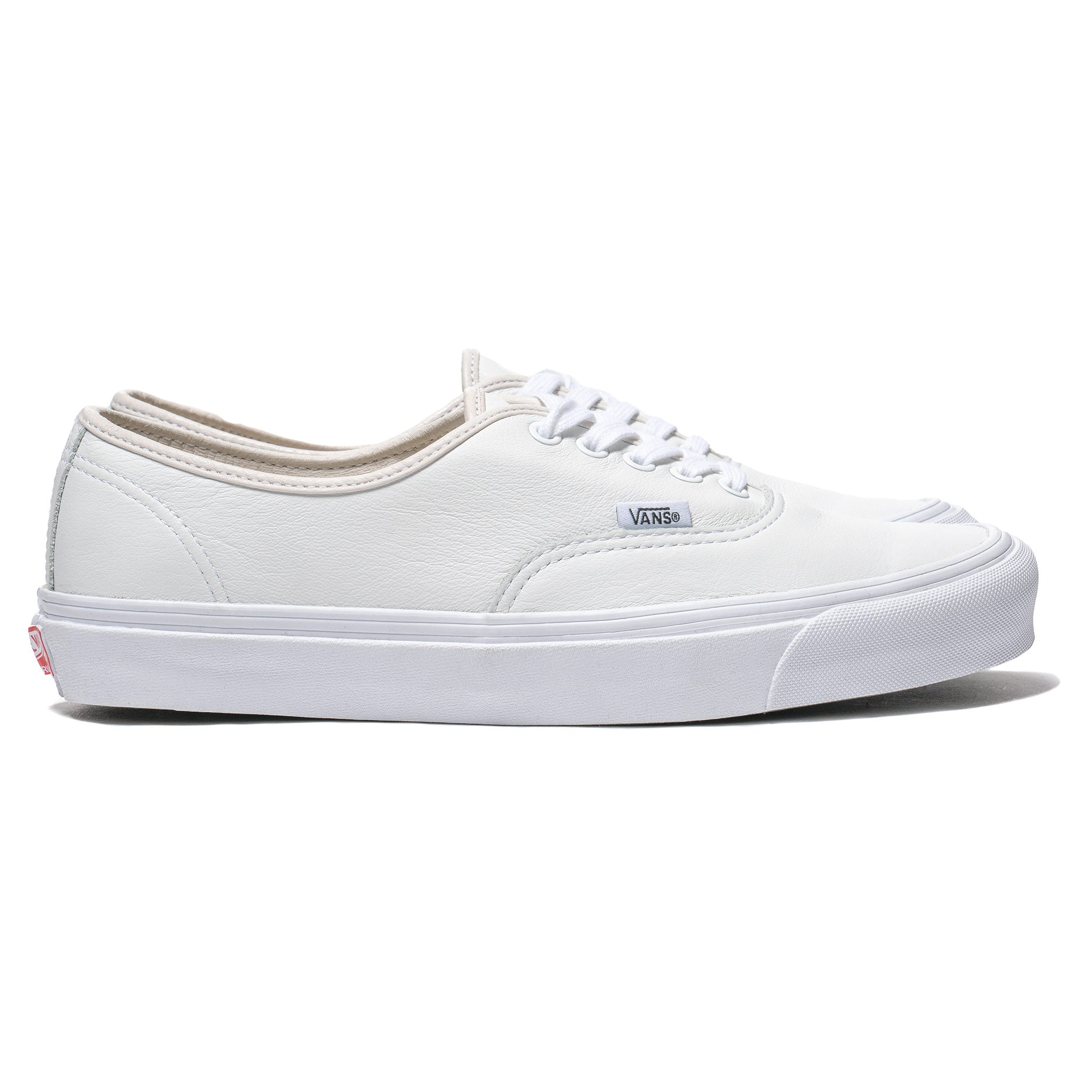 vans vault authentic lx white