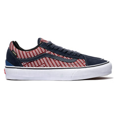 Vans Vault UA Old Skool Gore-Tex Navy/Burgundy, Footwear