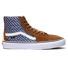Vans Vault UA SK8-Hi Gore-Tex Brown/Purple, Footwear