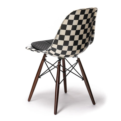 Vans Vault x Modernica Shell Chair Black/Checkerboard, Collectibles