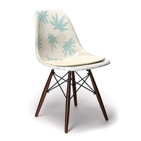 Vans Vault x Modernica Shell Chair Pearl/Palm Leaf, Collectibles