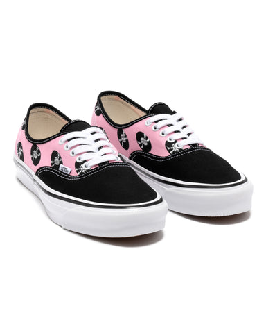 Vans Vault x Wacko Maria UA OG Authentic LX Pink / Records, Footwear