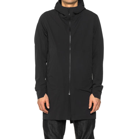 Veilance Apsis Coat Black, Outerwear