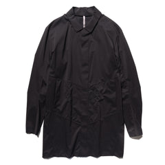 Veilance Demlo Coat Black, Outerwear