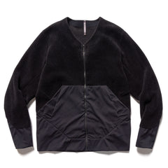 Veilance Dinitz Comp Jacket Black, Sweaters