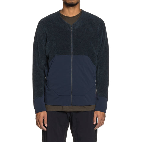 Veilance Dinitz Comp Jacket Deep Navy, Sweaters