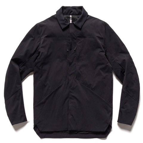 Veilance Mionn IS Overshirt Black, Shirts
