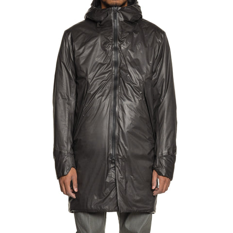 Veilance Monitor IS SL Coat Black, Outerwear