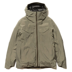 Veilance Node Down Jacket Clay, Jackets