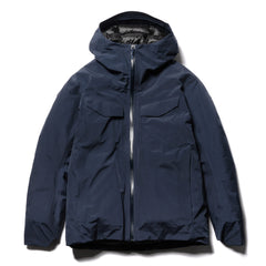 Veilance Node Down Jacket Dark Navy, Outerwear