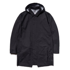 Veilance Partition LT Coat Black, Outerwear