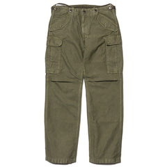 visvim Eiger Sanction Pants Olive, Bottoms