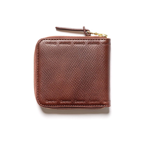visvim Leather Bi-Fold Lt.Brown, Accessories