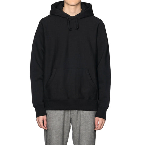 WACKO MARIA Heavy Weight Pullover Hooded Sweat Shirt (Type-5) Black, Sweaters
