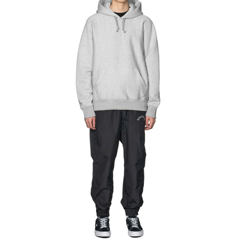 WACKO MARIA Heavy Weight Pullover Hooded Sweat Shirt (Type-6) Gray, Sweaters