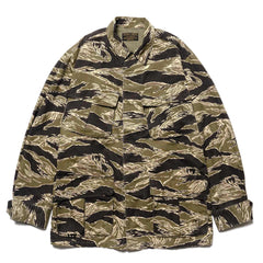WACKO MARIA Jungle Fatigue Jacket (Type-9) Tigercamo, Jackets