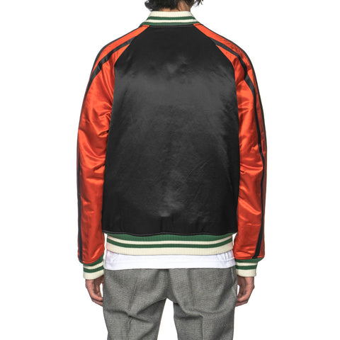 WACKO MARIA Reversible Ska Jacket -C- (Type-2) Black/Black, Jackets