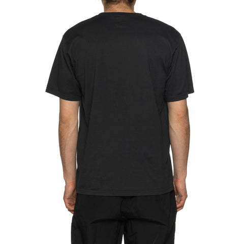 WACKO MARIA Standard Crew Neck T-Shirt (Type-2) Black, T-Shirts