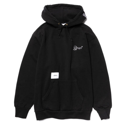 WTAPS Axe . Design Hooded 02 / Sweatshirt . Copo Black, Sweaters