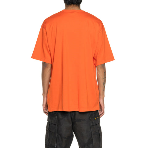 WTAPS Blank SS 02 / Tee. Cotton Orange, T-Shirts