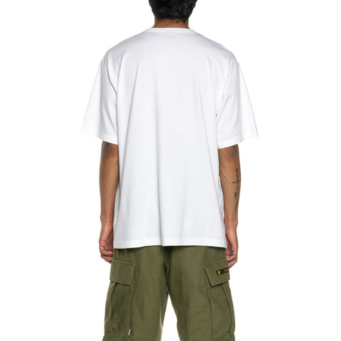 WTAPS Blank SS 02 / Tee. Cotton White, T-Shirts