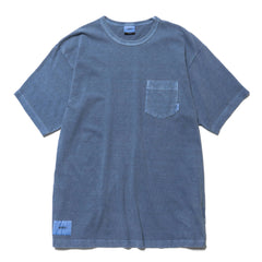 WTAPS Blank SS 05 / Tee. Cotton Blue, T-Shirts
