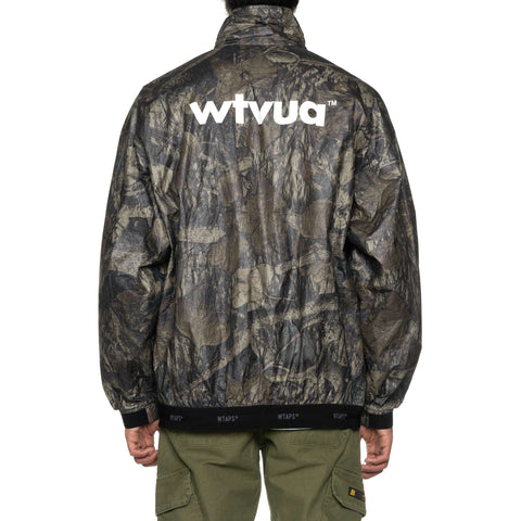 WTAPS Creep / Jacket . Polyethylene. TYVEK Real Tree Camo, Outerwear