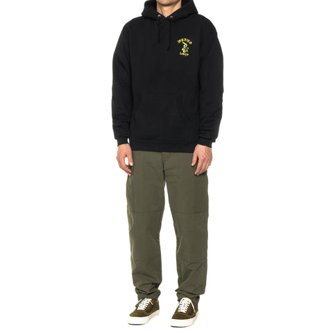 WTAPS DTOM Hooded Sweatshirt Black, Sweaters