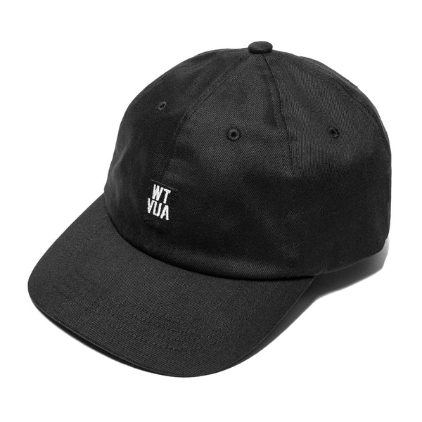 5c01d89e Dad 02 / Cap. Cotton. Twill Black – HAVEN