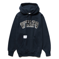 WTAPS Dawn . Design Hooded / Sweatshirt . Copo Navy, Sweaters