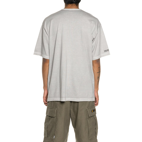 WTAPS GPS. Design SS 02 / Tee. Cotton Gray, T-Shirts