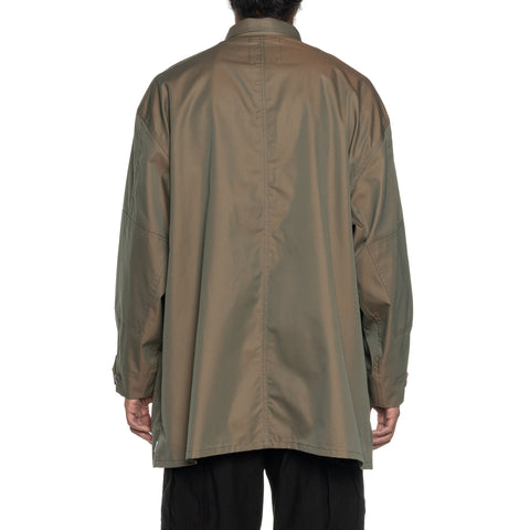 WTAPS Guardian / Jacket . Copo. Twill Olive Drab, Outerwear