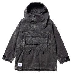 WTAPS Incubate / Jacket . Cotton . Poplin Black, Outerwear