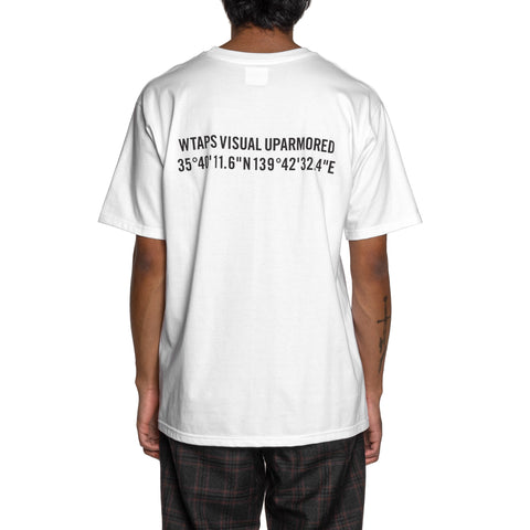 WTAPS Issue SS T-Shirt White, T-Shirts