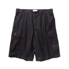 WTAPS Jungle Shorts / Shorts. Cotton. Serge Black, Bottoms
