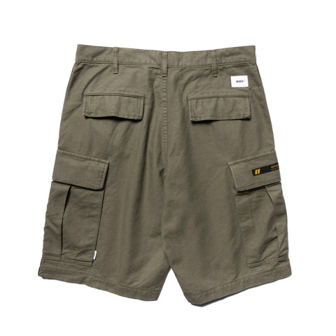 WTAPS Jungle Shorts / Shorts. Cotton. Serge Gray, Bottoms