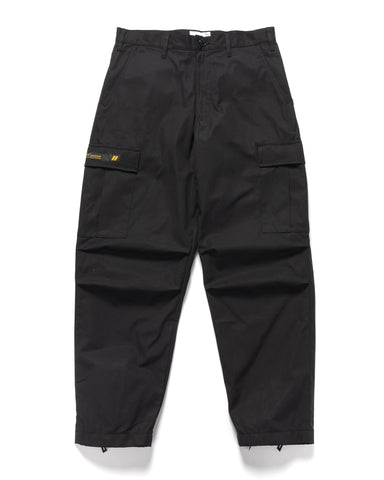 WTAPS Jungle Stock / Trousers / Cotton. Ripstop Black, Bottoms