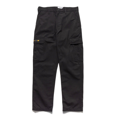WTAPS Jungle Stock / Trousers / Nyco. Ripstop. CORDURA® Black, Bottoms