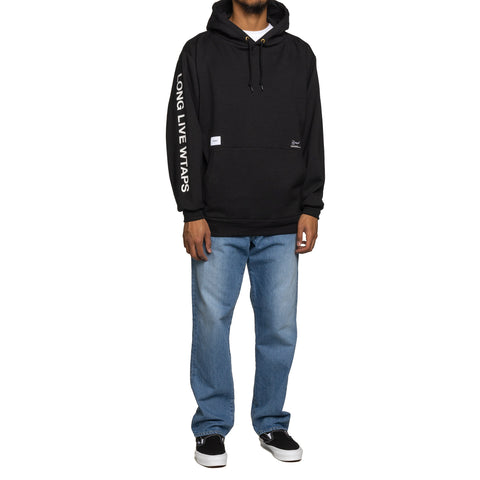 WTAPS LLW / Hooded / Copo Black, Sweaters