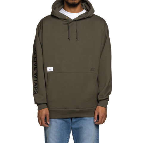 WTAPS LLW / Hooded / Copo Olive Drab, Sweaters