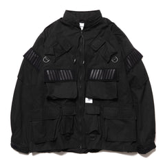 WTAPS Modular / Jacket. Cotton. Weather Black, Jackets